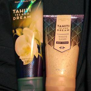 Tahiti Island Dream Set